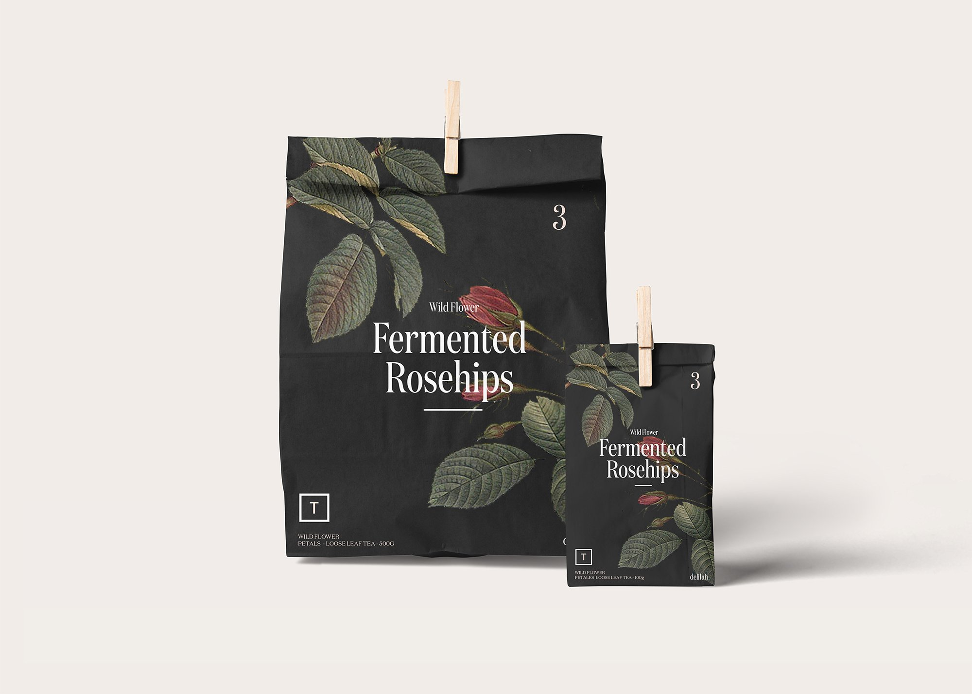 Tea and Coffee Packaging - Design Agency Vancouver Canada