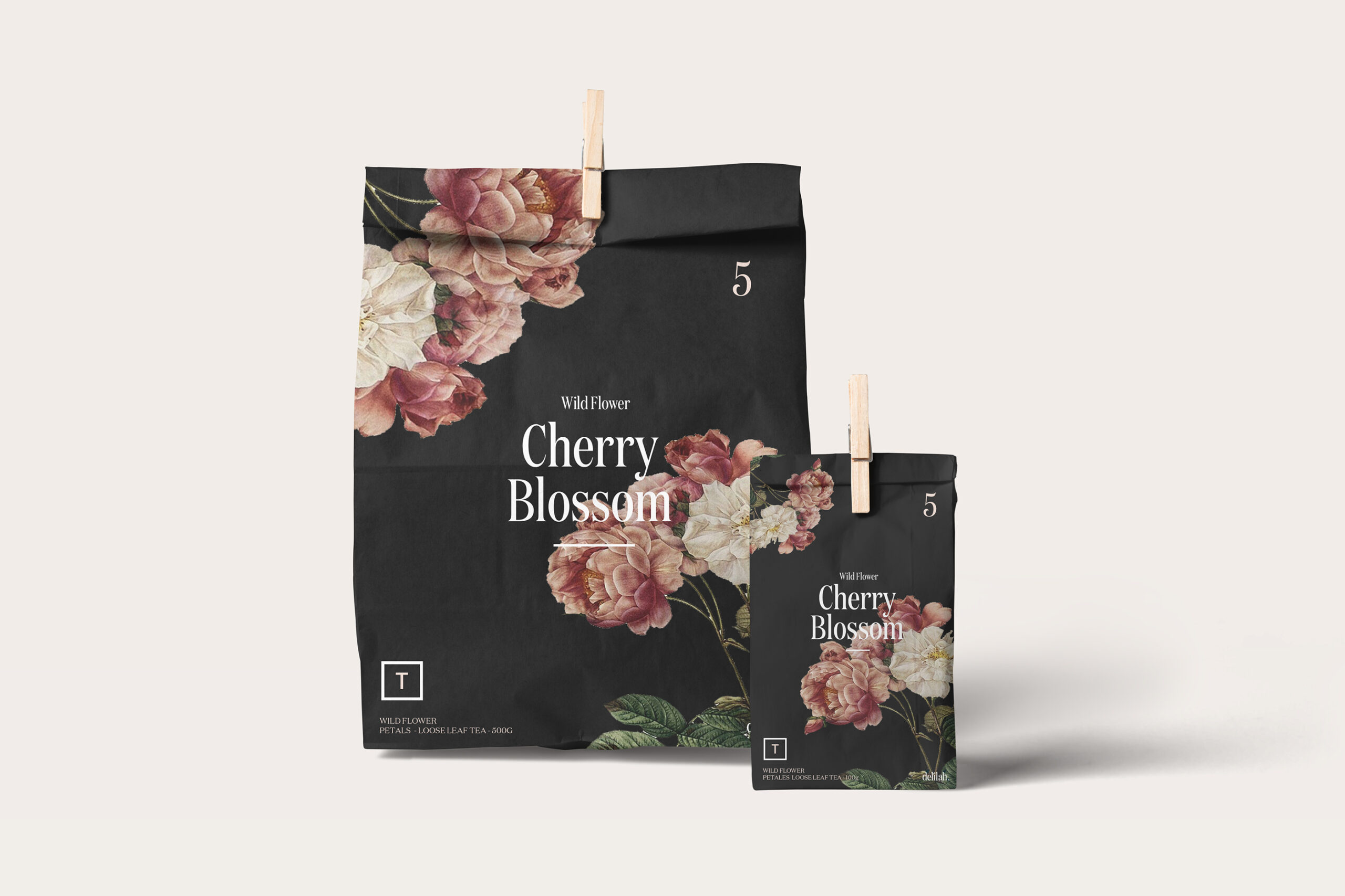 Tea Packaging - Design Agency Vancouver