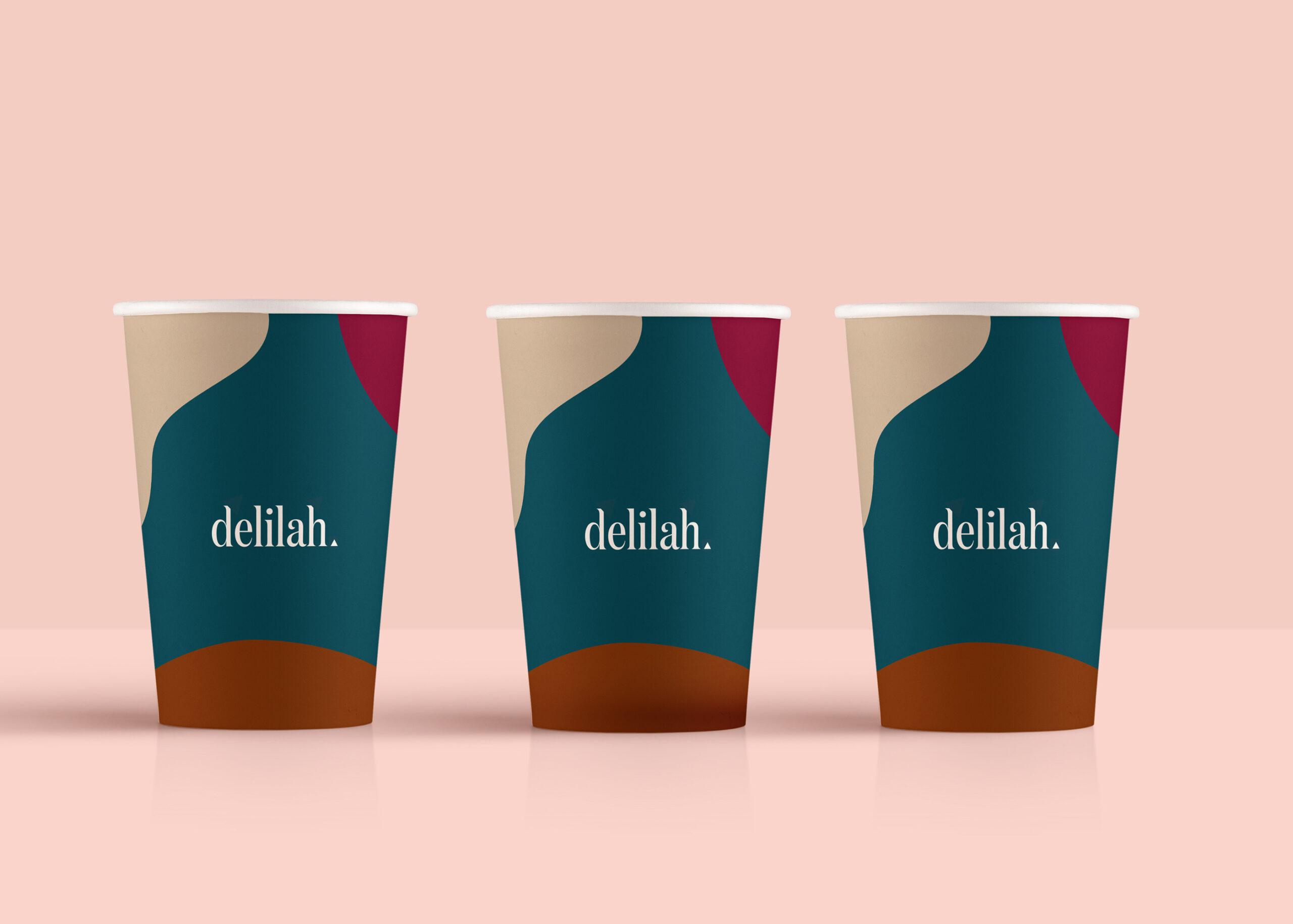 Delilah Branding Design Vancouver Canada