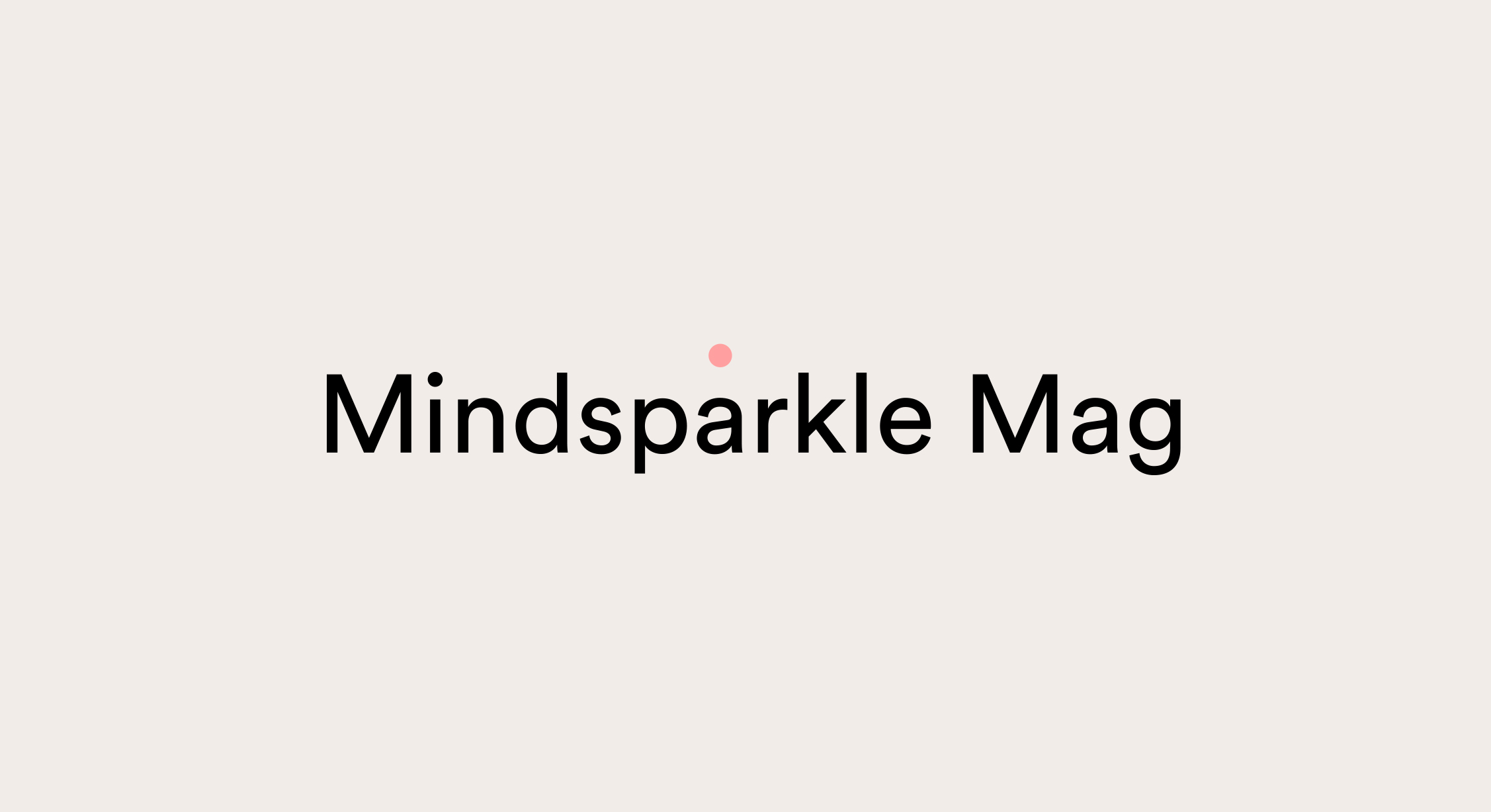 Design Agency Monograph&Co. - Mind Sparkle Magazine