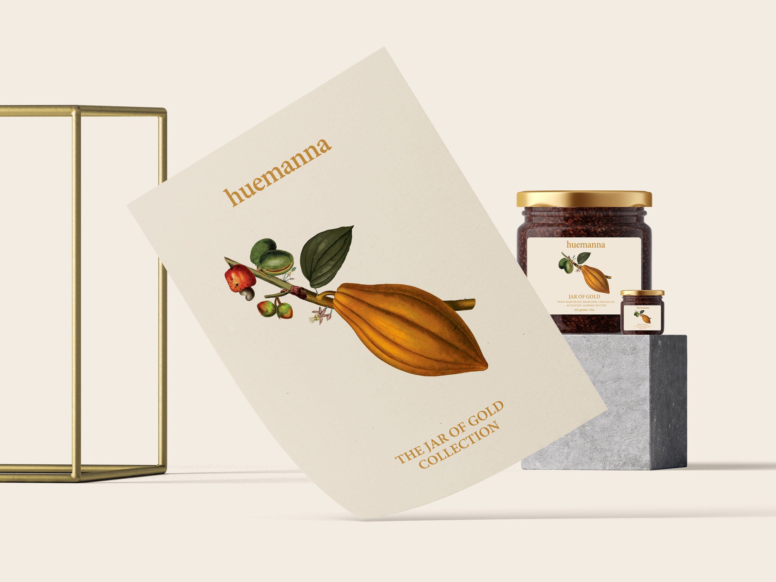 Vancouver Graphic Design Monograph&Co. - Branding