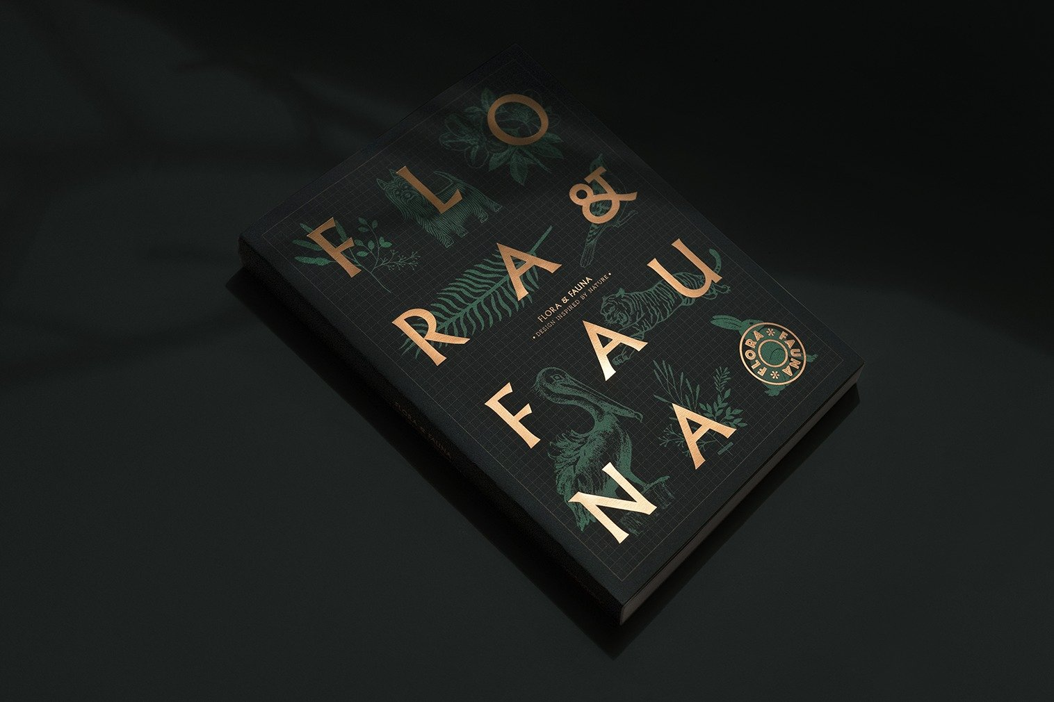 Monograph&Co. Design Agency - Flora Fauna Published by Victionary