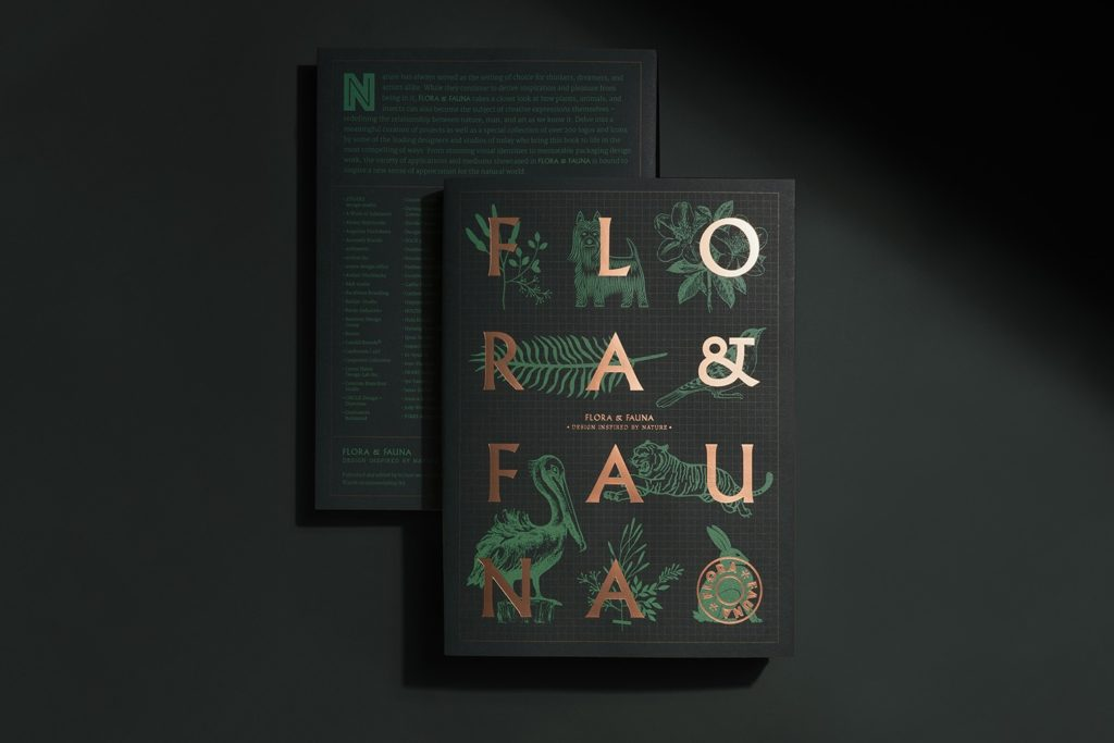 Delilah Limited Edition Teas Published by Victionary - Flora Fauna
